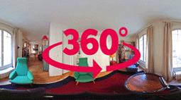 Visite Virtuelle à 360°